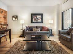 Apartamento Temporada in Downtown - Washington DC: Washington DC - 2 quartos / 2 2Bath mais Den Apartamento Luxo