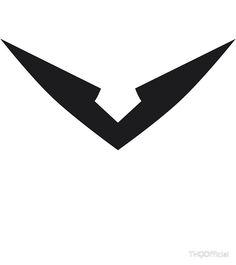 Shiro Black Paladin Voltron Logo by THQOfficial