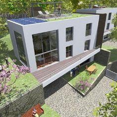 Des maisons corses à énergie positive : au cœur de la ville de Bastia, un projet écologique