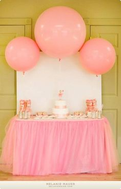 party tips ~ back drops