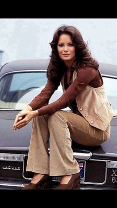 Jaclyn Smith was my favorite angel