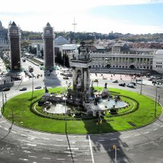 Plaza de España -Barcelona