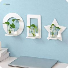 Creative Wall Decorative Shelf Price: 9.95 & FREE Shipping #onlineshoppingstore Nursery Organization, Storage Organization, Decorative Shelf, Wood Sizes, Creative Walls, Floating Shelves, Kids Room, Pure Products, Free Shipping
