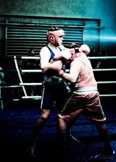 соревнование по боксу среди юношей на приз Ледовских В.С.