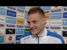 Leicester 1-1 Man Utd - Jamie Vardy Post Match Interview After Scoring I...