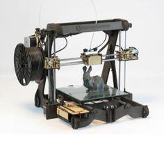New Cutomizable Galileo Smart 3D Printer: http://3dprint.com/1685/kentstrapper-customizable-galileo-smart-3d-printer/ #3Dprinter