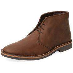 Ben Sherman Men's Stitch Out Chukka Boot - Brown - Size 10
