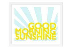 Gus & Lula, Good Morning Sunshine