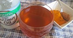 Healing Spicy Drink for Many Ailments that Cleanse The Body of Toxins