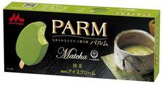 あの「PARM(パルム)」に「抹茶」味が登場―「PARM(パルム) 抹茶」9月17日発売!
