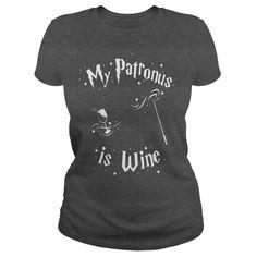 MY PATRONUS IS WINE