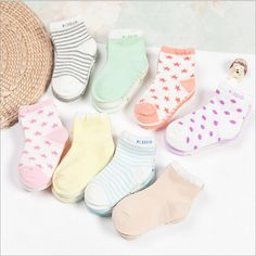 ( 5 pairs=1 lot )Colorful cute short socks combed cotton cute baby socks newborn breathable socks kids girl and boy socks SMS - F A S H I O N http://www.sms.hr/products/5-pairs1-lot-colorful-cute-short-socks-combed-cotton-cute-baby-socks-newborn-breathable-socks-kids-girl-and-boy-socks/ US $3.69