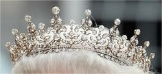 From Her Majesty's Jewel Vault: The Girls of Great Britain and Ireland Tiara