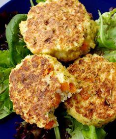 Les croquettes de légumes de Véro | Véronique Cloutier