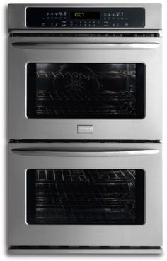 FGET2765KF Gallery Series 27' Double Electric Wall Oven with 3.5 cu. ft. Upper/Lower True Convection Oven Convection Conversion One-Touch Self Clean and Star-K Certified Stainless -- This is an Amazon Affiliate link. Be sure to check out this awesome product.