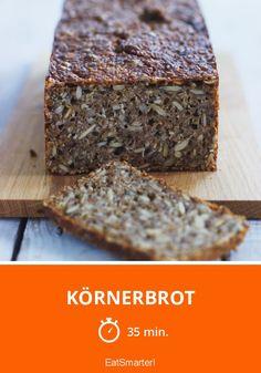 Körnerbrot - smarter - Zeit: 35 Min. | eatsmarter.de