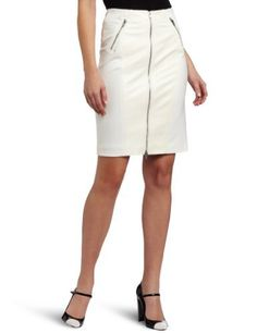 Rebecca Taylor Women's Ponte Skirt Rebecca Taylor. $350.00. Shell: 75% Polyester/20% Rayon/5% Spandex; Combo: 100% Genuine Lamb Leather; Lining: 98% Cotton/2% Spandex. Zipper details. Resort 2012 collection. Dry Clean Only. Made in China