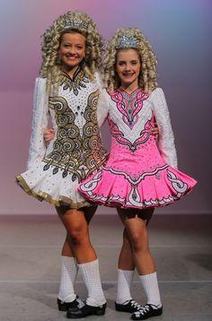LOVE their dresses:)