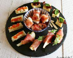 4 Antipasti Freddi Pronti in 10 Minuti Appetitosi|La cucina di ASI Coconut Shrimp, Cauliflower Rice, Finger Food, Sushi, Delish, Good Food, Ethnic Recipes, Cocktail, Blog