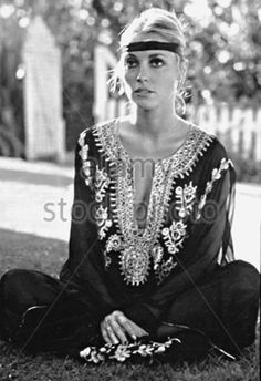 Sharon Tate by Hatami,1968 Photgraphed at her house in Summitdridge Drive