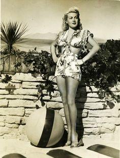 Lana Turner, 1945