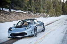 Roadster in Glacier Blue
