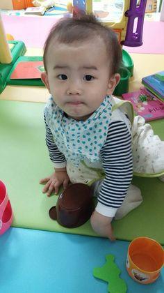 2014/11/06 (+344) 호기심 많은 얼굴