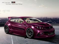 WTB11' Mazda MPS by Active-Design on deviantART