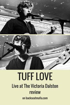 Last week I reviewed Tuff Love at The Victoria Dalston for Backseat Mafia (inc set list + gallery)  #TuffLove #BackseatMafia #TheVictoria #Dalston #livemusic #musicreview #gigreview #gigs #Glaswegian #soundandfiction