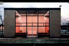 Arquitectura en el Mundo - La caja de Dios. Mies van der Rohe
