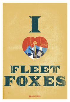 i <3 fleetfoxes