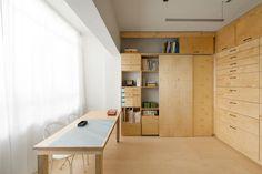 Studio For An Artist / Raanan Stern