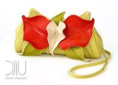 Colori estivi frizione dell'orchidea di DianaUlanovaStudio su Etsy