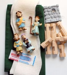 The Good Samaritan (A Bible Box Activity)