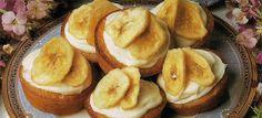 Muffin mela e banana