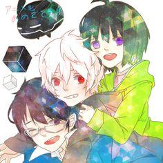 cute World Trigger fanart  chika   color   eyes   osamu   replica   smile   yuuma