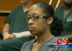 Woman gets 20 years for firing warning shots (partner abusive)
