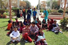 Kids at 2nd International Children's Film Festival Jamshoro 2016  Day - 1  As part of our outreach tour The Little Art in collaboration with institute of Sindhology Sindh University organized 2nd International Children's Film Festival in Jamshoro Interior Sindh.  Www.thelittleart.org  http://ift.tt/1m5aI0Z  #TLAORG #visualculture #film #festival #sindh #children #youth #learning #childrencinema #Pakistan