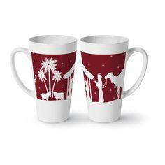 KAVKA DESIGNS Noel Coffee Mug 5 x 5 x 6