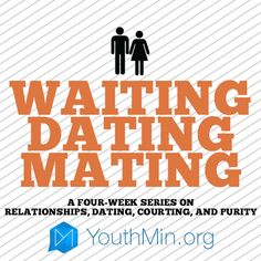 Four-Week Series on Relationships, Dating, Courting, and Purity. Comes with graphics, fonts, Powerpoint slides, message notes, and an ebook to help you or to give out to students as a supplement to the teaching.