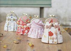 Cantinho craft da Nana: Bolsinha de princesa