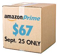 Amazon to Offer $67 Prime Friday SEPTEMBER 23, 2015 #AmazonPrime via bfads.net 20150924