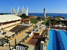 Adenya Otel İslami oteller.