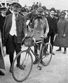 This Day in History: Jul 1,1903: Start of first Tour de France bicycle race.