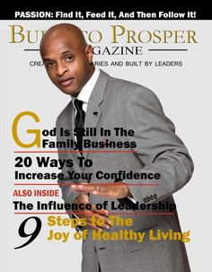 Your success is hiding under the very thing you are afraid to do. - #BTPMagazine - Order today: http://builttoprosperlifestyle.com/categories/magazine
