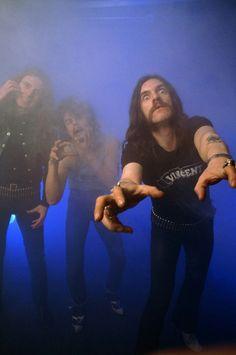 Lemmy Kilmister/Phil Taylor/Eddie Clarke