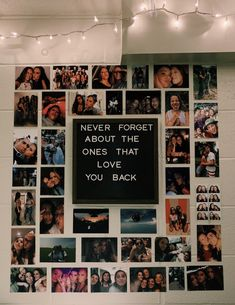 Pin by Sophie on house/room in 2018 College Dorm Decorations houseroom Pin Sophie Cute Room Ideas, Cute Room Decor, Teen Room Decor, Room Decor Bedroom, Room Lights Decor, Easy Diy Room Decor, Teen Girl Rooms, Teenage Girl Bedrooms, Photowall Ideas