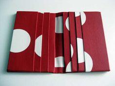 Tutorial: Un paso a paso para hacer un tarjetero en cartonaje   Manualidades