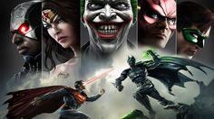 Frugal Gamer Presents: Injustice Gods Among Us Review for the PS
