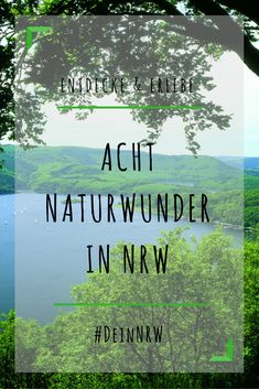 Of course romantic - go & # Out and discover eight natural wonders in green North Rhine-Westphalia. © Hans-Jürgen Sittig Source by sabineschlia Europe Destinations, Holiday Destinations, North Rhine Westphalia, Reisen In Europa, Medan, Staycation, Romantic Travel, Germany Travel, Natural Wonders